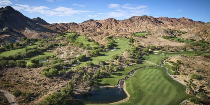 Las Vegas Golf Courses - Caesars Palace