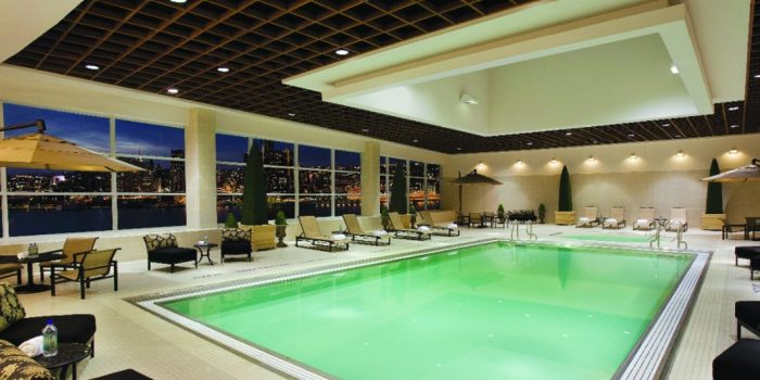 Caesars Windsor Fitness Whirlpool and Pool
