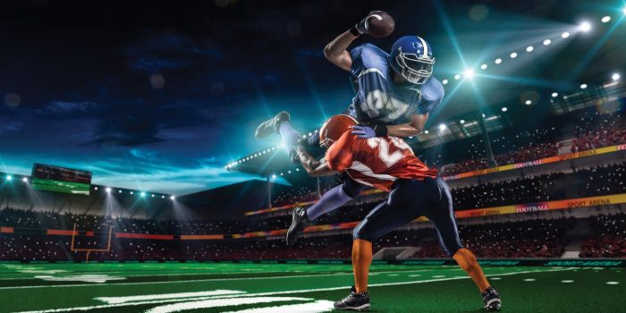 Caesars Entertainment and NFL Official Partnership