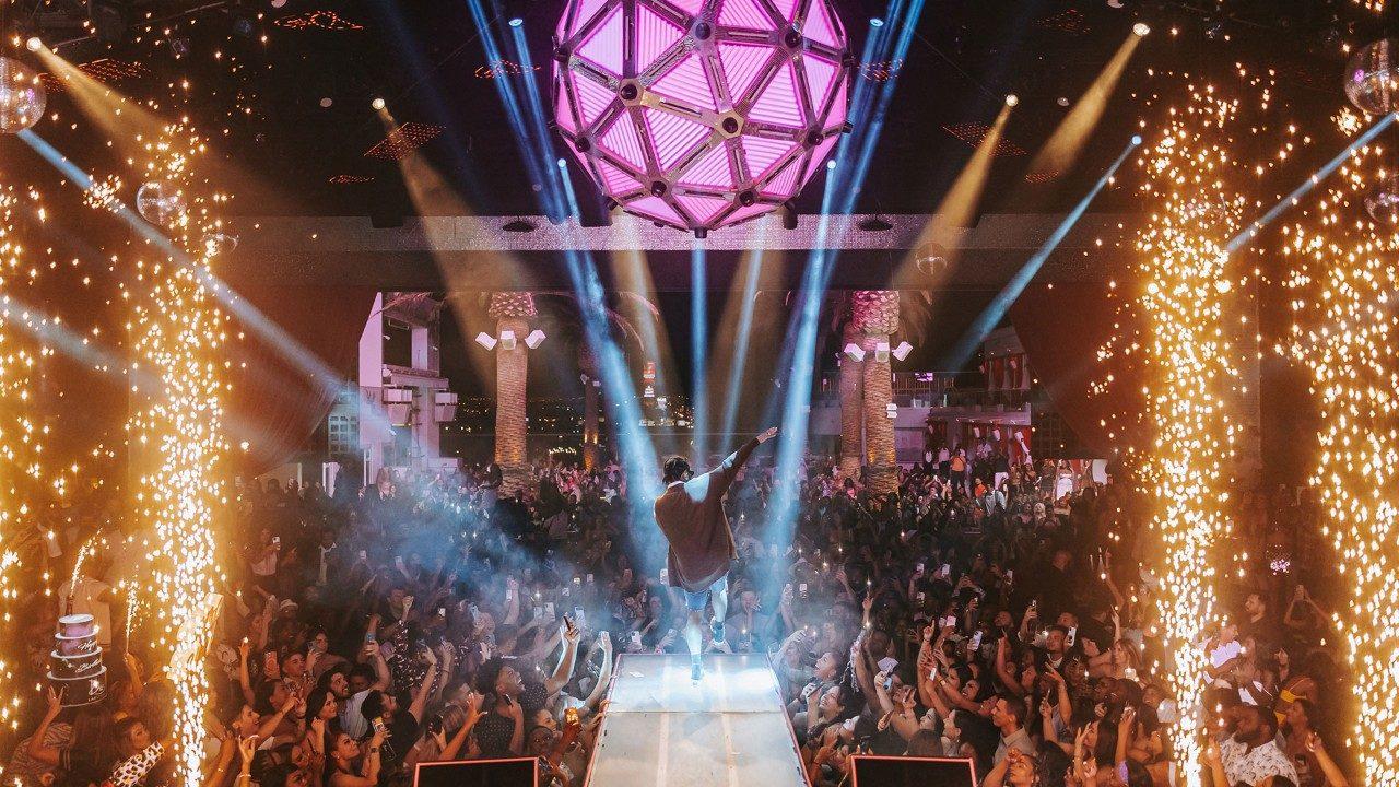 drais nightclub beach club hiphop las vegas guest list