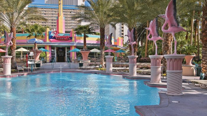 Soak up the Las Vegas sun