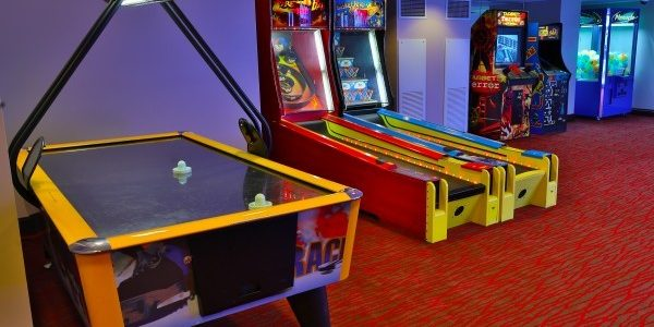 Harrahs Resort Atlantic City Property Amenities Family Fun Center 2