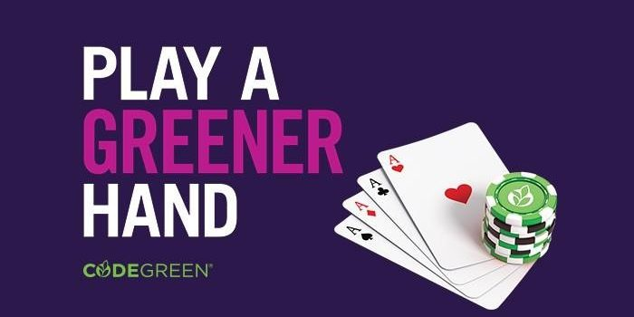 Code Green Play A Greener Hand Promotional Image
