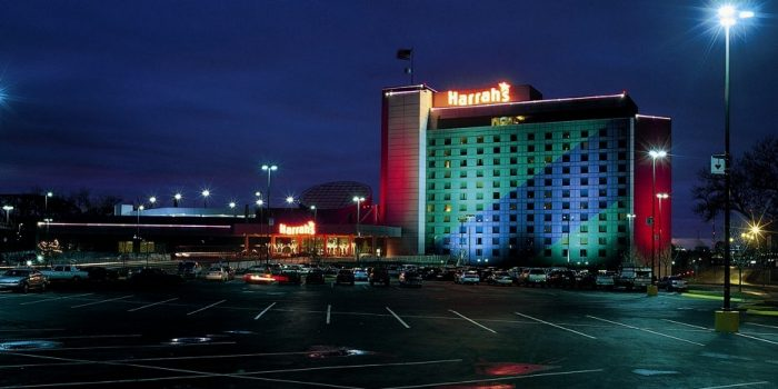 Harrah's Council Bluffs Property Exterior Hotel 2