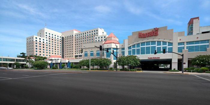 Exterior Photo Of Property At Harrah's Gulf Coast
