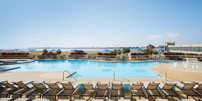Biloxi Casino Pools Best Hotel Pool In Biloxi Harrah S Gulf Coast
