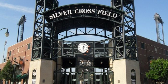 Photo Of The Silver Cross Field Entrance
