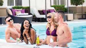 You'll love our poolside food and beverages