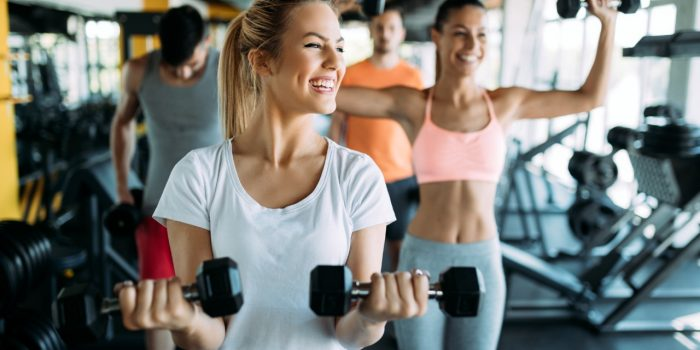 Harvey's Lake Tahoe Property Amenities Fitness Center 1