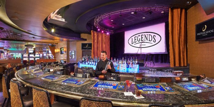 Horseshoe Tunica Nightlife Legends 2