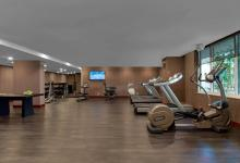 Nobu Fitness Center and Business Lounge