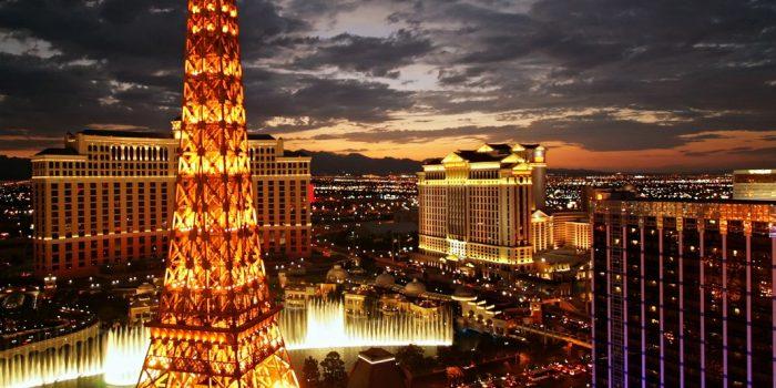 Eiffel Tower Experience Paris Las Vegas Hotel Casino