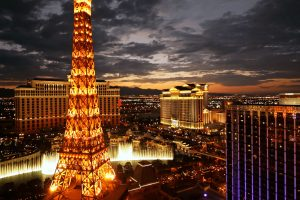 Paris-Las Vegas-Property-Exterior-Fountain-1