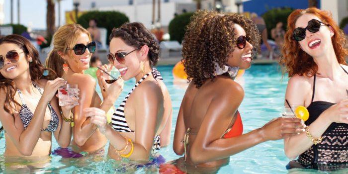 Scene Vegas Pool Deck + Flowrider - Planet Hollywood Las Vegas