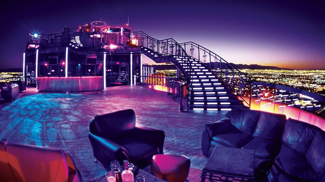 Photo Of Roof Top Lounge At Voodoo Steakhouse Rio Las Vegas