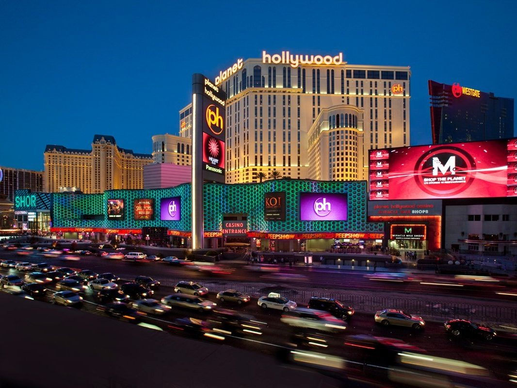 Planet Hollywood Las Vegas Resort Casino Caesars Entertainment Official Site