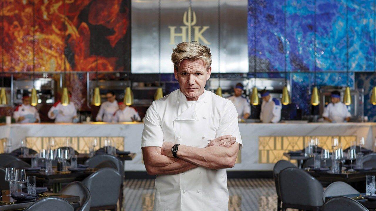 Gordon Ramsay HELL'S KITCHEN | Caesars Palace Las Vegas