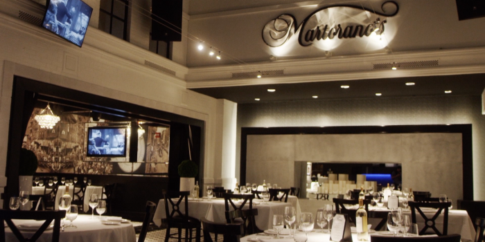 Photo Of Martorano's Restaurant Dining Room At Harrah's Atlantic City