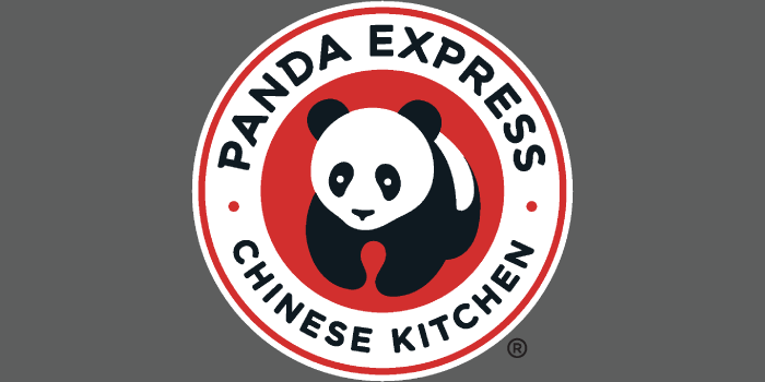 Panda Express Logo At Harrah's Cherokee Valley River Hotel