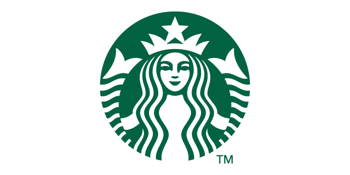 Starbucks Logo At Harrah's Cherokee Valley River Hotel