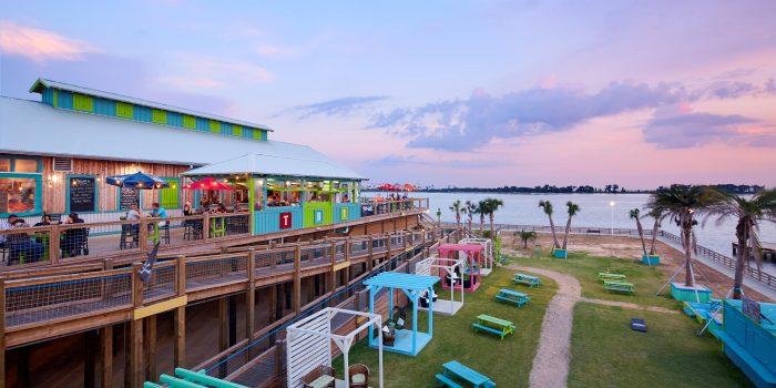 The Blind Tiger Restaurant At Harrah S Gulf Coast