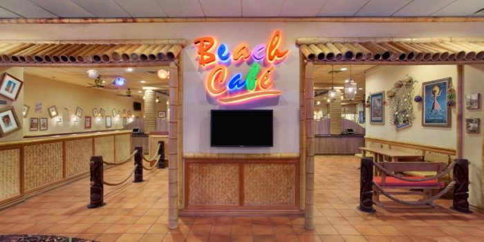 View Of The Entrance To The Beach Café Inside Harrah's Laughlin