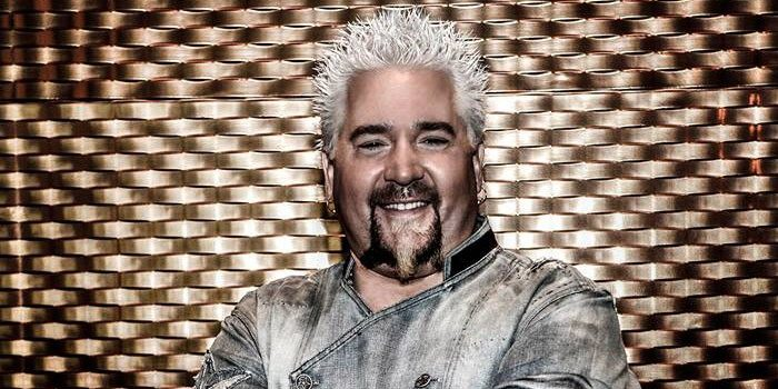 Guy Fieri's Total Atlantic City Dining