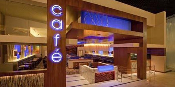 Harrah's Rincon Dining Casual The Café 11