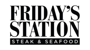 Harrah S Lake Tahoe Restaurants And Dining Friday Station Steak Seafood Grill Logo