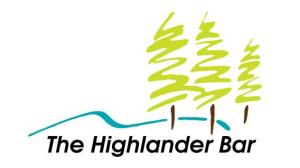 Logo For The Highlander Bar At Forest Buffet Inside Harrah S Lake Tahoe