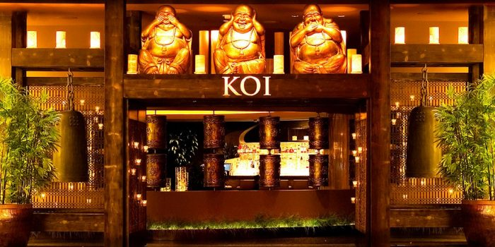 Planet Hollywood Resort & Casino Dining Upscale koi 1