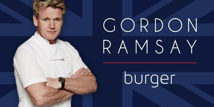 Visit Gordon Ramsay Burger today