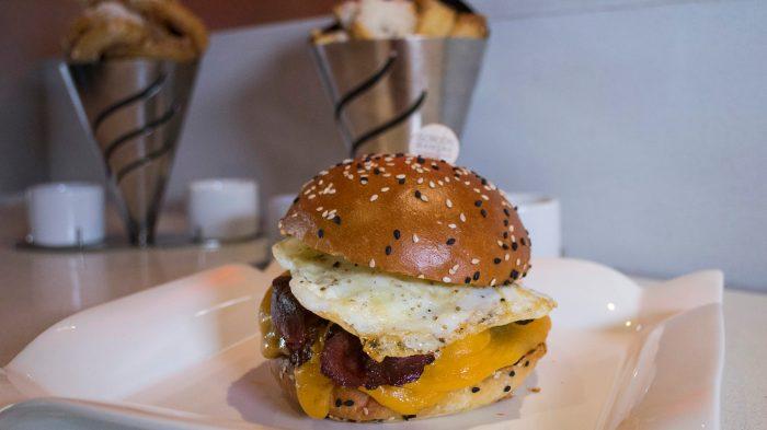 Photo of Farmhouse Burger From Gordon Ramsay Burger At Planet Hollywood