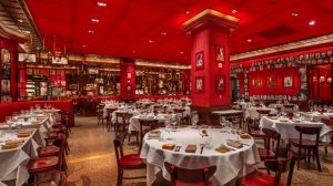 Dishes and décor unlike any Las Vegas steakhouse