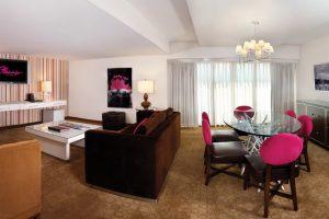 caesars suites at flamingo las vegas