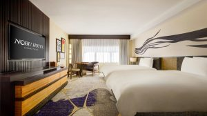 Nobu Hotel Rooms Suites At Caesars Palace Las Vegas